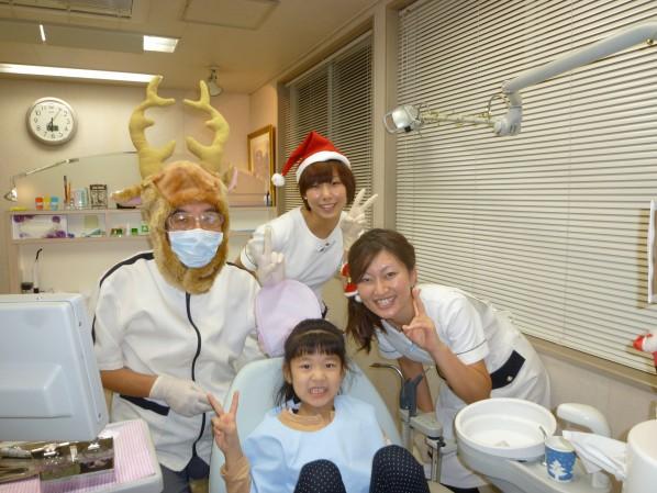 トナカイ歯医者